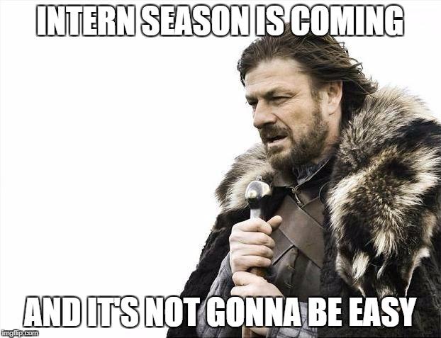 La stagione dei tirocini sta iniziando. E non sarà facile.